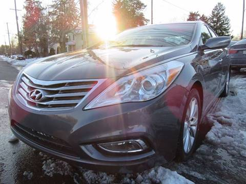 2013 Hyundai Azera for sale at PRESTIGE IMPORT AUTO SALES in Morrisville PA