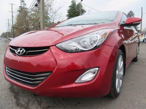2012 Hyundai Elantra for sale at PRESTIGE IMPORT AUTO SALES in Morrisville PA