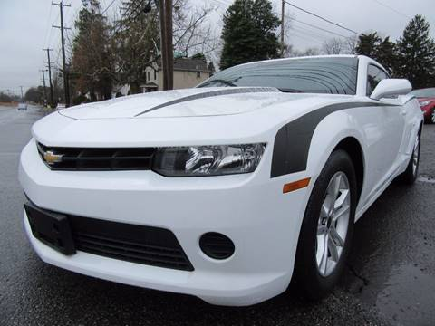 2014 Chevrolet Camaro for sale at PRESTIGE IMPORT AUTO SALES in Morrisville PA