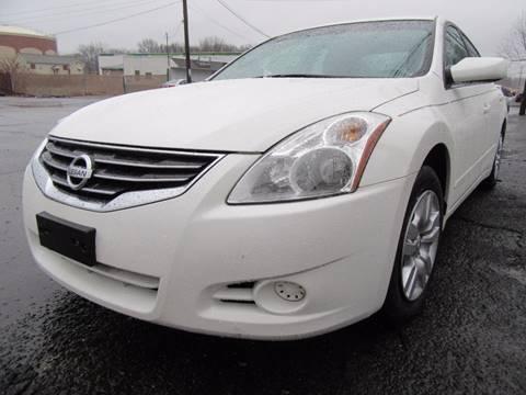 2010 Nissan Altima for sale at PRESTIGE IMPORT AUTO SALES in Morrisville PA