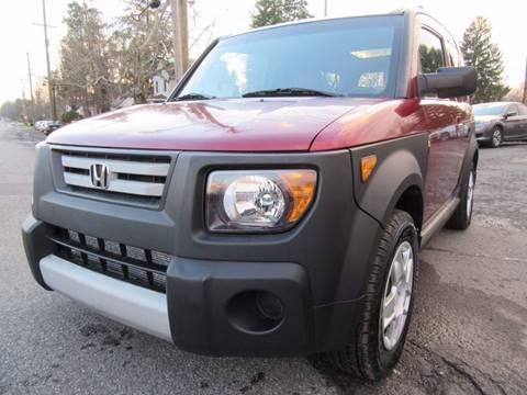 2007 Honda Element for sale at PRESTIGE IMPORT AUTO SALES in Morrisville PA
