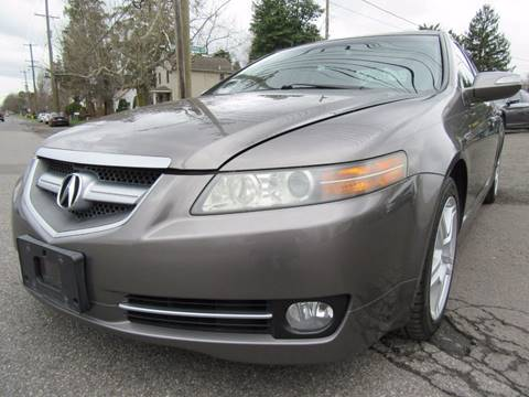 2008 Acura TL for sale at PRESTIGE IMPORT AUTO SALES in Morrisville PA