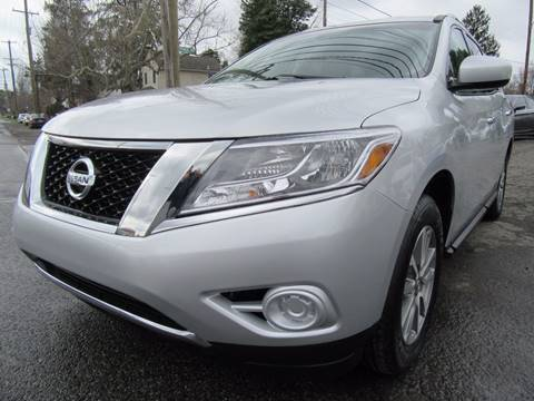 2013 Nissan Pathfinder for sale at PRESTIGE IMPORT AUTO SALES in Morrisville PA