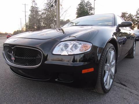 2008 Maserati Quattroporte for sale at PRESTIGE IMPORT AUTO SALES in Morrisville PA