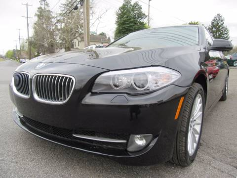 2011 BMW 5 Series for sale at PRESTIGE IMPORT AUTO SALES in Morrisville PA