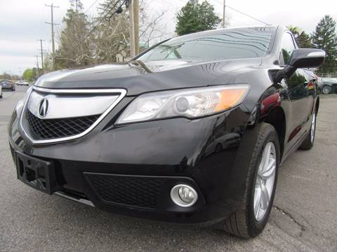 2013 Acura RDX for sale at PRESTIGE IMPORT AUTO SALES in Morrisville PA