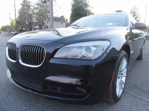 2011 BMW 7 Series for sale at PRESTIGE IMPORT AUTO SALES in Morrisville PA