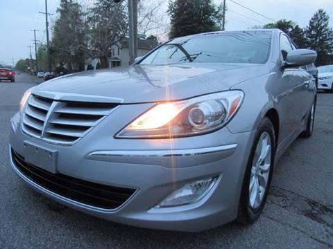 2012 Hyundai Genesis for sale at PRESTIGE IMPORT AUTO SALES in Morrisville PA