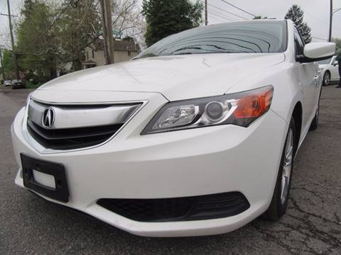 2013 Acura ILX for sale at PRESTIGE IMPORT AUTO SALES in Morrisville PA