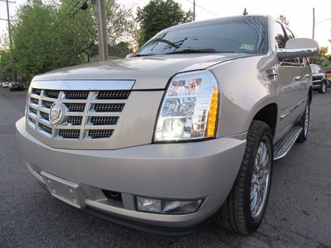 2011 Cadillac Escalade for sale at PRESTIGE IMPORT AUTO SALES in Morrisville PA