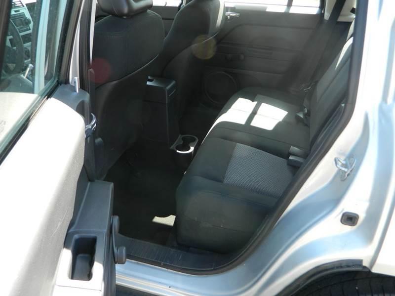 2008 Jeep Compass Sport 4x2 SUV w/CJ1 - Lincoln Park MI