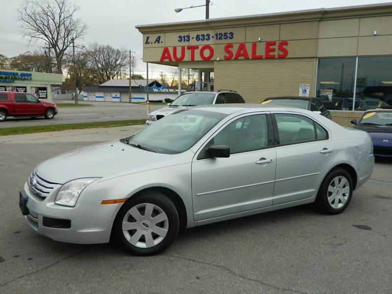 2006 Ford Fusion In Woodhaven Mi La Trading Co