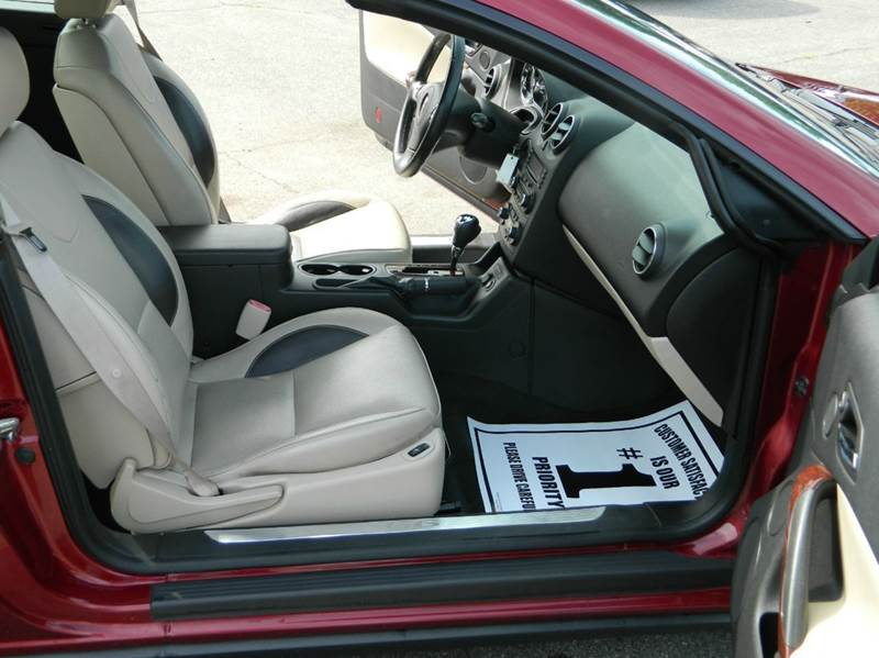 2008 Pontiac G6 GT 2dr Convertible - Lincoln Park MI
