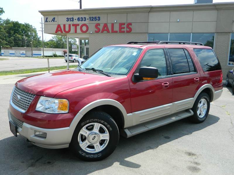 Ford Expedition In Lincoln Park MI LA Trading Co - 2005 expedition