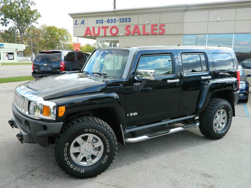2006 HUMMER H3 In Woodhaven MI - L.A. Trading Co.