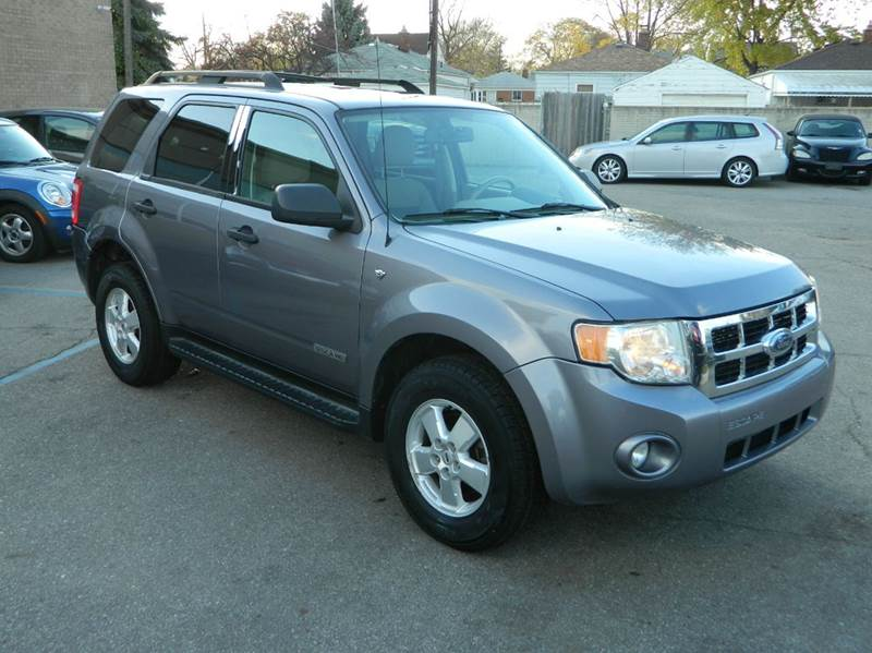 2008 Ford Escape XLT AWD 4dr SUV V6 - Lincoln Park MI