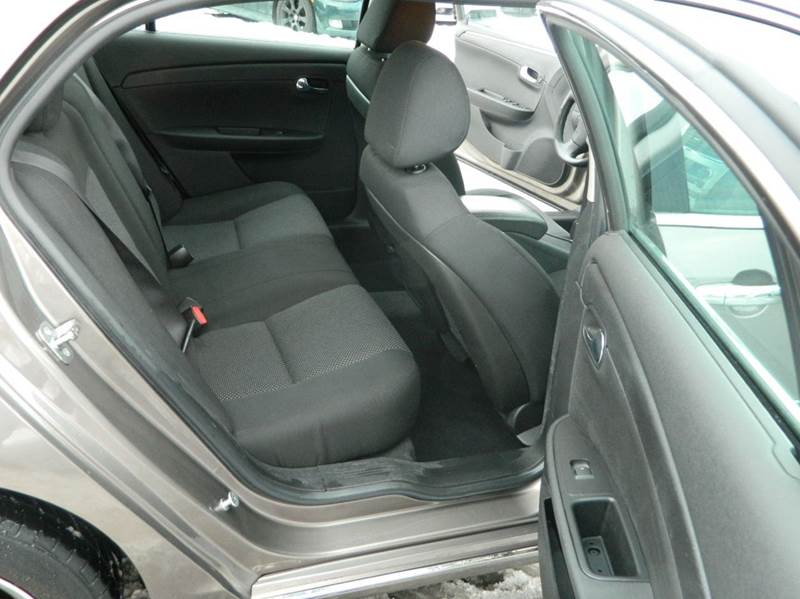 2012 Chevrolet Malibu LT 4dr Sedan w/1LT - Lincoln Park MI
