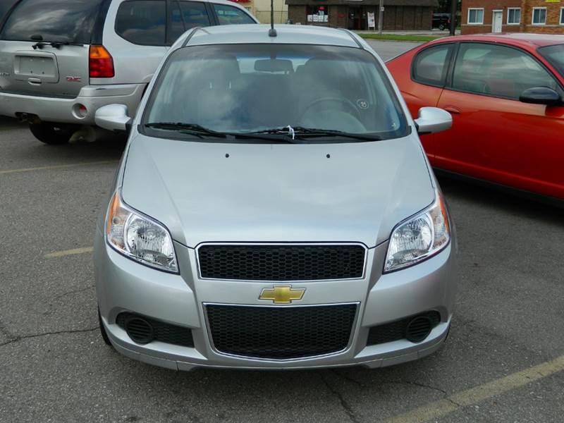 2009 Chevrolet Aveo Aveo5 LS 4dr Hatchback - Lincoln Park MI