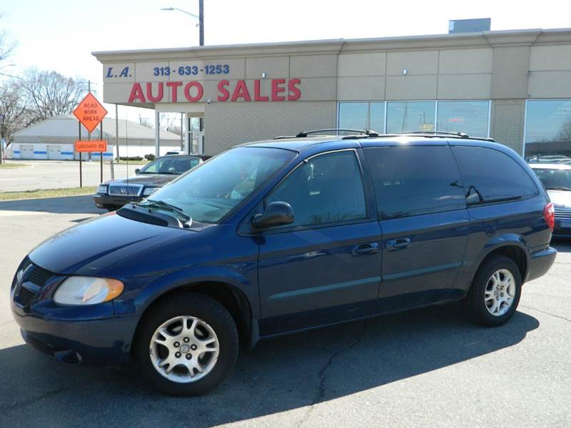 2002 Dodge Grand Caravan Sport In Woodhaven MI - L.A. Trading Co.