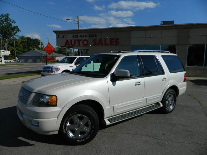 Ford Expedition Limited In Lincoln Park MI LA Trading Co - 2006 expedition