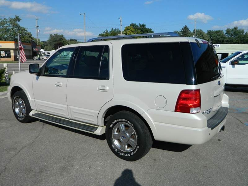 2006 Ford Expedition Limited 4dr SUV 4WD - Lincoln Park MI