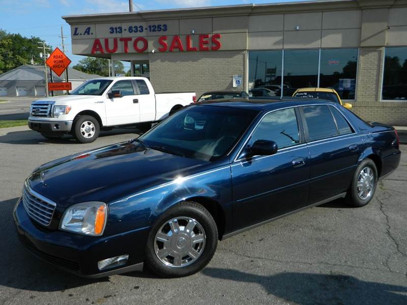 2004 Cadillac DeVille In Woodhaven MI - L.A. Trading Co.