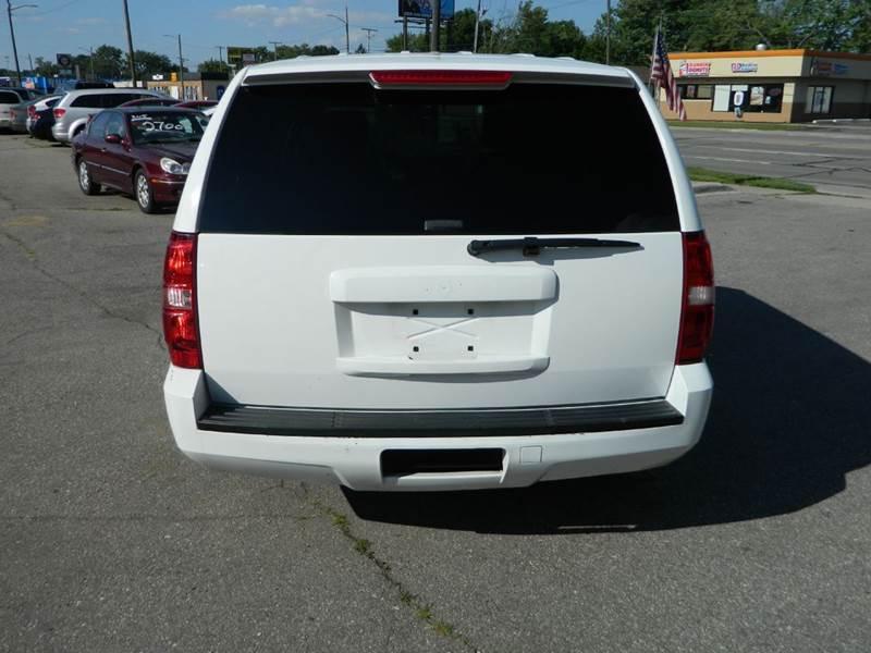 2012 Chevrolet Tahoe 4x2 Police 4dr SUV - Lincoln Park MI