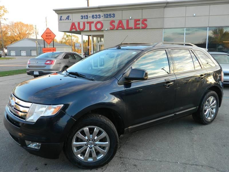 Ford Edge For Sale At L A Trading Co In Woodhaven Mi