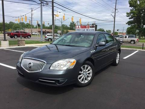 2010 Buick Lucerne for sale at L.A. Trading Co. in Woodhaven MI