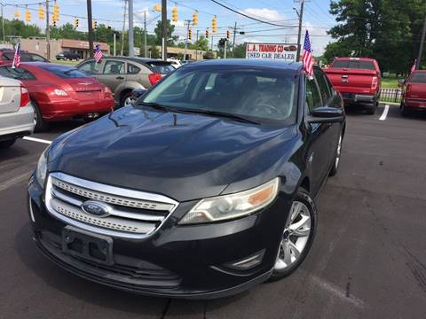 2010 Ford Taurus for sale at L.A. Trading Co. Woodhaven in Woodhaven MI