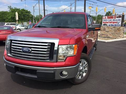 2011 Ford F-150 for sale at L.A. Trading Co. Woodhaven in Woodhaven MI