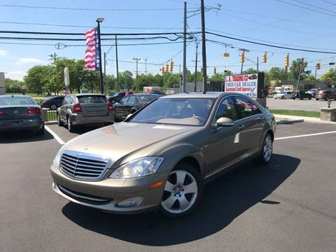 2008 Mercedes-Benz 450-Class for sale at L.A. Trading Co. in Woodhaven MI