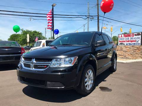 2015 Dodge Journey for sale at L.A. Trading Co. Woodhaven in Woodhaven MI