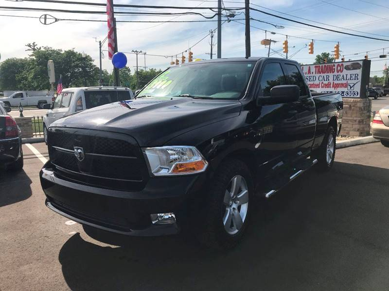 2012 RAM Ram Pickup 1500 for sale at L.A. Trading Co. Woodhaven in Woodhaven MI