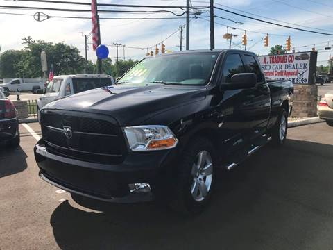 2012 RAM Ram Pickup 1500 for sale at L.A. Trading Co. in Woodhaven MI