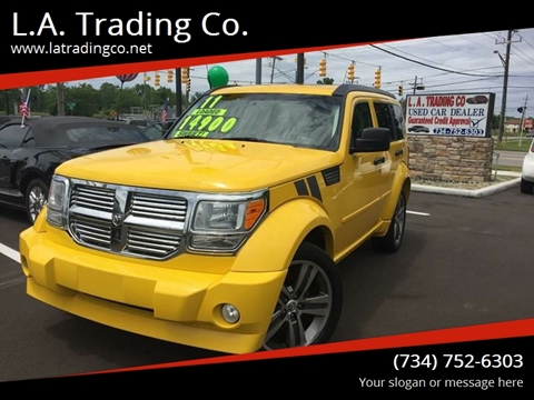 2011 Dodge Nitro for sale at L.A. Trading Co. in Woodhaven MI