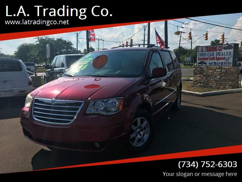 2010 Chrysler Town and Country for sale at L.A. Trading Co. Woodhaven in Woodhaven MI