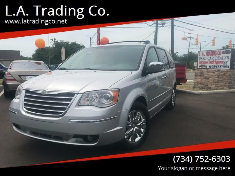 L.A. Trading Co. - Used Cars - Woodhaven MI Dealer