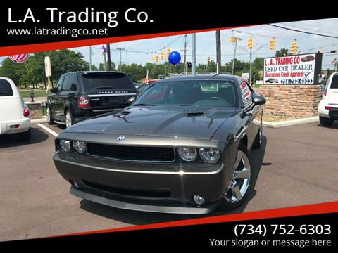 2010 Dodge Challenger for sale at L.A. Trading Co. in Woodhaven MI