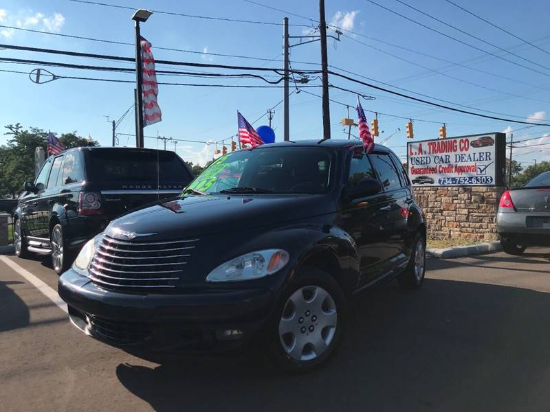 2005 Chrysler PT Cruiser for sale at L.A. Trading Co. in Woodhaven MI