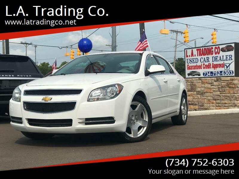 2009 Chevrolet Malibu for sale at L.A. Trading Co. in Woodhaven MI