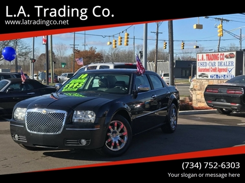 2010 Chrysler 300 for sale at L.A. Trading Co. in Woodhaven MI
