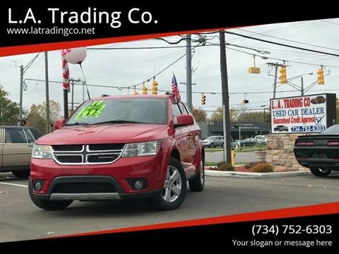 2012 Dodge Journey for sale at L.A. Trading Co. in Woodhaven MI