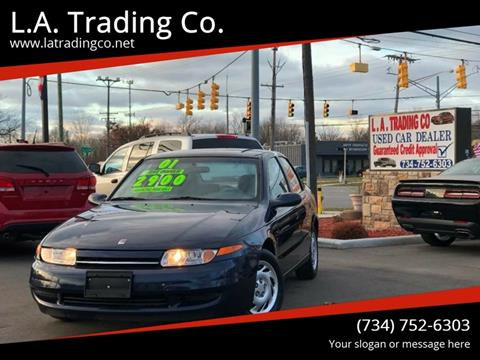 2001 Saturn L-Series for sale at L.A. Trading Co. in Woodhaven MI