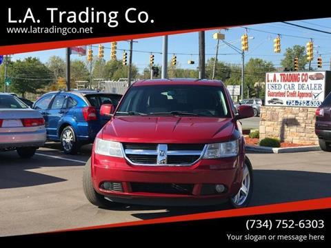 2009 Dodge Journey for sale at L.A. Trading Co. in Woodhaven MI