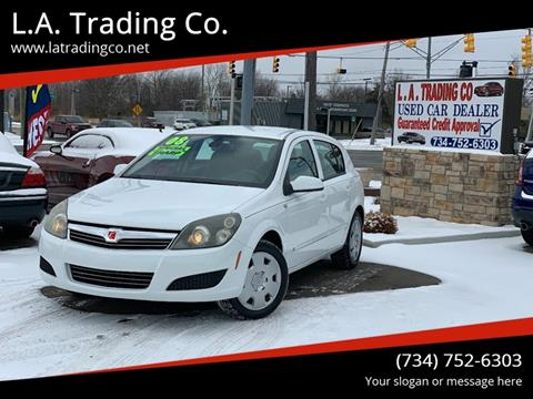 2008 Saturn Astra for sale at L.A. Trading Co. in Woodhaven MI
