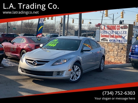 2010 Mazda MAZDA6 for sale at L.A. Trading Co. in Woodhaven MI