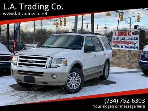 2010 Ford Expedition for sale at L.A. Trading Co. in Woodhaven MI