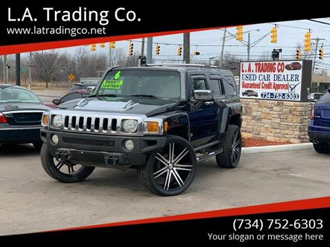 2006 HUMMER H3 for sale at L.A. Trading Co. in Woodhaven MI