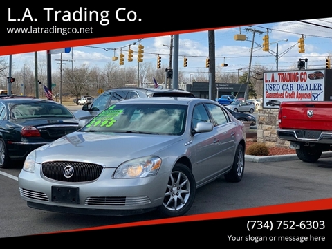 2006 Buick Lucerne for sale at L.A. Trading Co. in Woodhaven MI